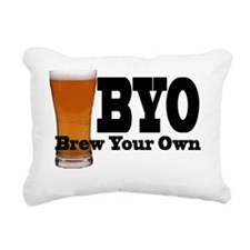 byo Rectangular Canvas Pillow