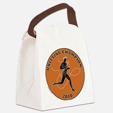 Medal Thong Canvas Lunch Bag