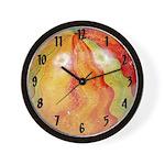 Marble Decorative Wall Clock #1