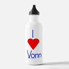 HeartVonn002 Water Bottle