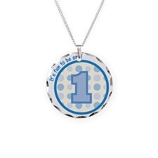 funtobeoneb Necklace Circle Charm