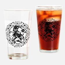 SheepB1 Drinking Glass