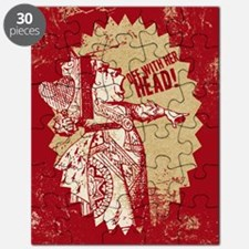 off-with-her-head-vintage_13-5x18 Puzzle