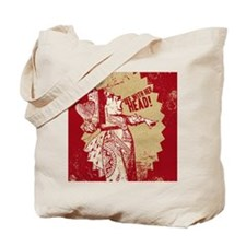 off-with-her-head-vintage_13-5x18 Tote Bag