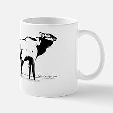 Elk-in-water Mug