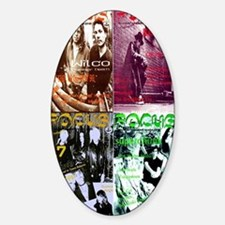 Focus Mag Covers Sticker (Oval)