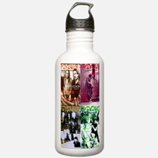 Focus Mag Covers Water Bottle