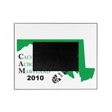 coupleocachers_Jo_TripMD Black Picture Frame