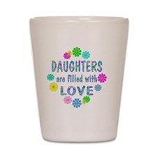 loveDaughters Shot Glass