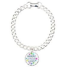 LoveNana Charm Bracelet, One Charm