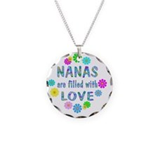 LoveNana Necklace Circle Charm