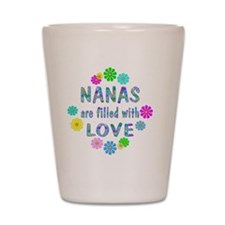 LoveNana Shot Glass