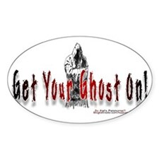 get your ghoat on Decal