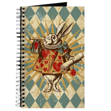 white-rabbit-vintage_13-5x18 Journal