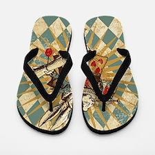 white-rabbit-vintage_13-5x18 Flip Flops