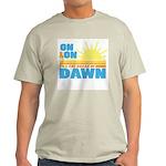 On & On Ash Grey T-Shirt