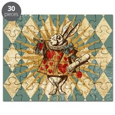 White Rabbit Vintage Puzzle