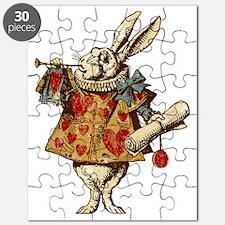 white-rabbit-vintage_tr Puzzle
