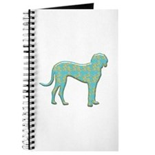 Paisley Bluetick Journal