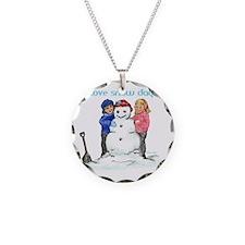 00-I-love-snowdaze-F-transp Necklace