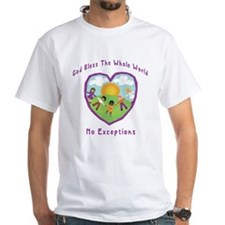 God Bless The Whole World Shirt