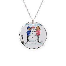 00-I-love-snowdaze-IJ Necklace