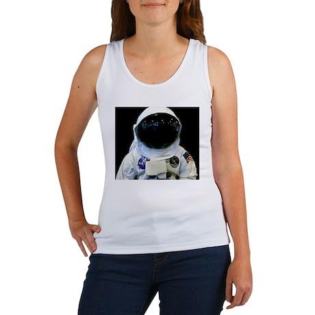 (14) Astronaut 1b Women's Tank Top