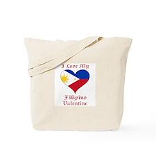 My Filipino Valentine Tote Bag