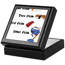 onefish Keepsake Box
