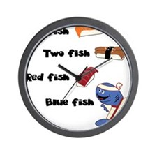 onefish Wall Clock