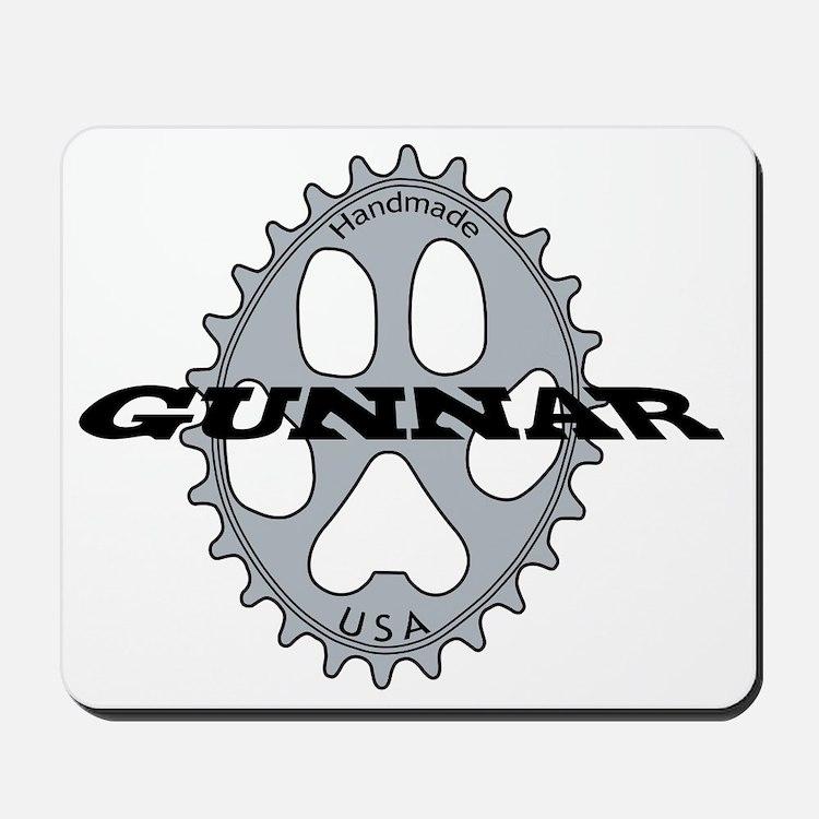 3-GunnarGraphicvector201003 Mousepad