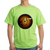 Surfer Green T-Shirt