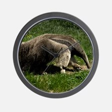 (15) Giant Anteater Wall Clock