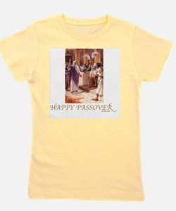 HAppy PAssover Pharoah Girl's Tee