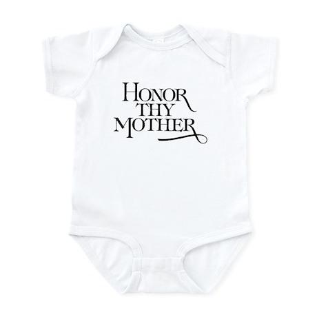 Honor Thy Mother Infant Bodysuit