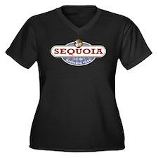 Sequoia National Park Plus Size T-Shirt