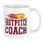 Fastpitch Coach Mug