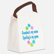 spoilGrandma Canvas Lunch Bag