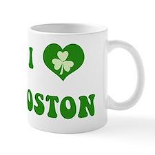 i-love-boston-shamrock Mug