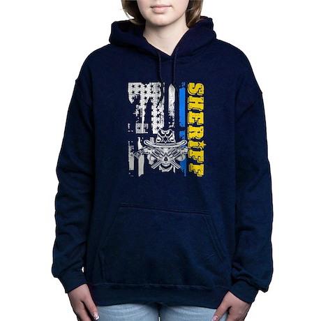 sheriff flag - sheriff clothing Sweatshirt