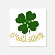 "OGallagher copy Square Sticker 3"" x 3"""