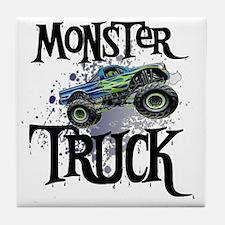 Monster_Truck_cp Tile Coaster
