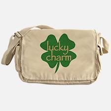 lucky charm Messenger Bag