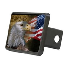 We_the_People_12inch_rect Hitch Cover