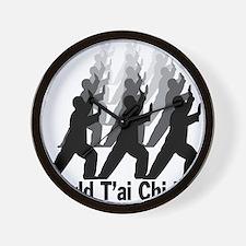 TaiChiDayBK Wall Clock