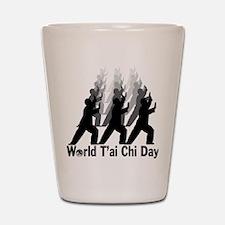 TaiChiDayBK Shot Glass