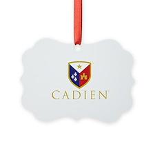 Cadien Logo No Tag Ornament
