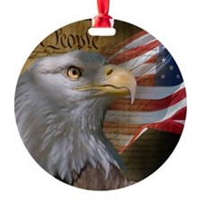 We_the_People_11.5x9 Ornament