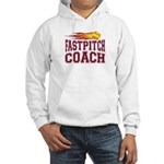 Fastpitch Coach Hooded Sweatshirt