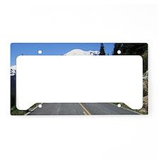 Mt Rainer (3500-12) License Plate Holder